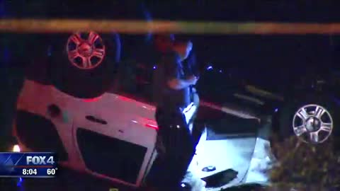 Officer Gets Dragged By a Car — Doesn't Stop Him From Shooting the Driver Dead