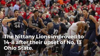 Ohio State-Penn State Ends With 2 Long-Range Shots in Final Seconds - Video