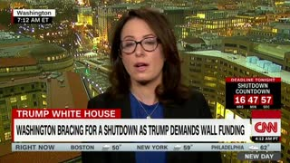 Maggie Haberman claims Trump support affected by latest