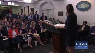 Huckabee Sanders On Comey - Video