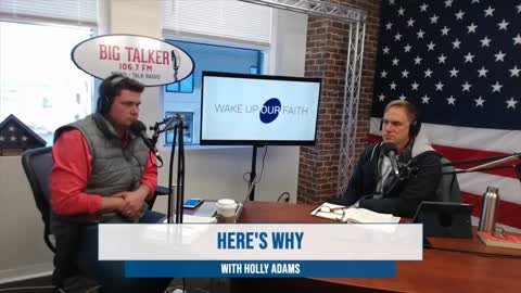 Here's Why with Holly Adams