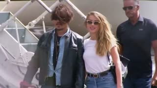 Depp's dogs in deadly quarantine row - Video