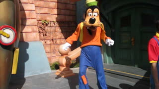 Goofy does The Perfect Cast!