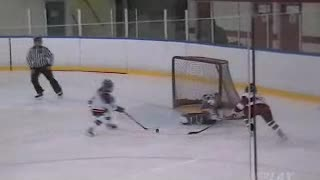 All Star Goalie -The Biggest Glove Stop - Ty Chance - Video