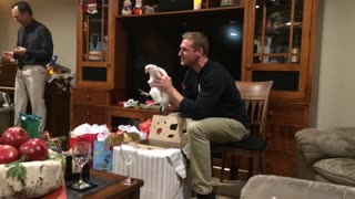 Dude Gets Weirdest, Most Unusual Christmas Present He's Ever had