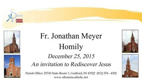 An invitation to Rediscover Jesus
