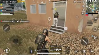 Tactic Swiping Houses For Amos Pubg Game