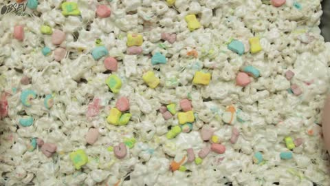 How To Make Lucky Charms Treats - Full Recipe
