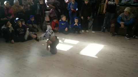 Street Fighters Breaking championship ... vs Bboy Егор