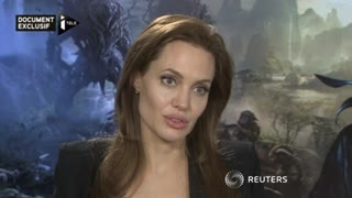 "Jolie Says She Is ""Sickened"" By Nigeria Schoolgirl Kidnappings - Video"