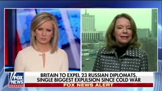 In Biggest Expulsion Since Cold War, UK PM Theresa May Will Expel Over 20 Russian Diplomats - Video