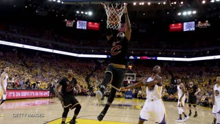 LeBron James' Secret to Staying in the Playoffs - Video