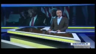 How Iran's national TV covered the US election - Video