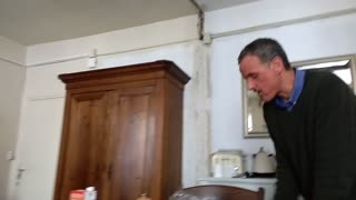 Yes - it finally happened - funny daddy loses the will to live