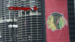 Chicago Blackhawks 2010 Stanley Cup Championship Victory Parade and Ceremony - Video
