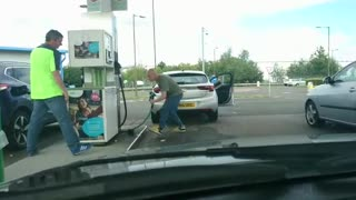 Gas Station Mistake - Video