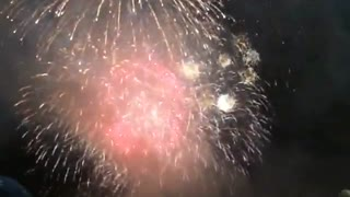 4th of July Fireworks In Slowmotion - NYC - Video