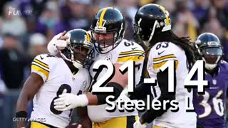 Ben Roethlisberger's Perfect Reaction To Worst Onside Kick Ever - Video