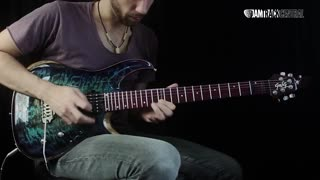 Gutar Electric Secret Claudio Pietronik - 20 Power Ballad Licks 3 - Video
