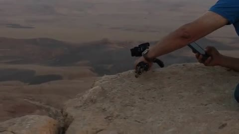 Extreme Photographers at Mitzpe Ramon, Shlomi's photography Group