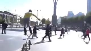 Amazing Bike Skillls - Video