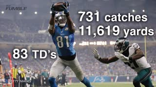 Calvin Johnson Career Highlights - Video