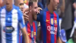 Luis Suarez Goal - Leganes vs FC Barcelona 0-2 - Video