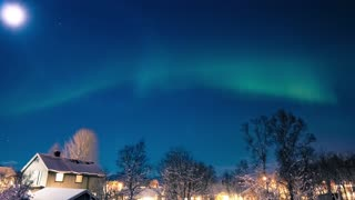 Northern Lights in Norway - Video