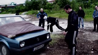 Bulgarian Car Stunts - Video