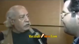 Behzad Farahani in Fajr Film Festival - Video