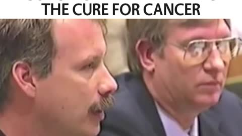 Cop Says They Are Hiding The Cure For Cancer