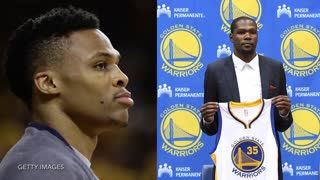 Kevin Durant Lied To Russell Westbrook About Coming Back To OKC - Video