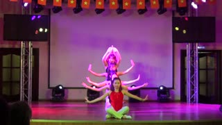 Floating cake - TSU dance group - Video