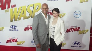At the 'Ant-Man and the Wasp' World Premiere - Video