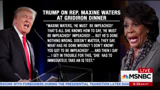 Maxine Waters: Trump Is 'Racist' For Questioning My IQ