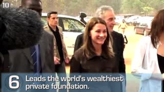 10 Most Powerful Women In The World - Video