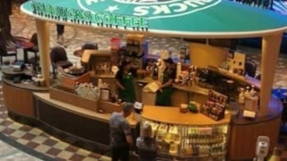 Incredible Starbucks Locations From All Over The World - Video