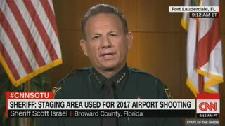 Broward County Sheriff Does Not Deny 'Stand Down' Order Given