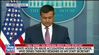 White House Refuses to Say Whether John Kelly Knew About Porter Allegations in November - Video
