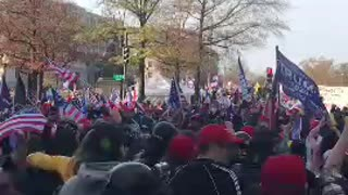 HAPPENING NOW: Million MAGA March!!