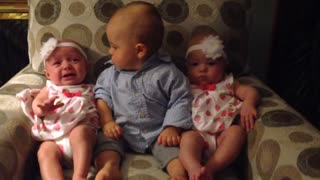 12 Brothers Who Wish They Were An Only Child On Sibling Day - Video
