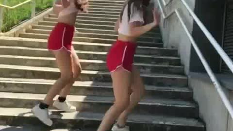 Beautiful Girl Dance with best song new 2018