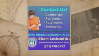 Birmingham Locksmith Services - Video