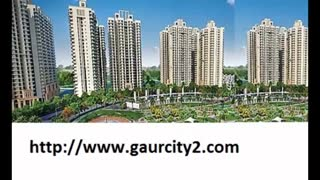 Gaur Smart Homes Floor Plan Greater Noida West - Video