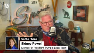 """Lawyer Sidney Powell says Trump team has """"massive"""" evidence, lawsuits coming SOON"""