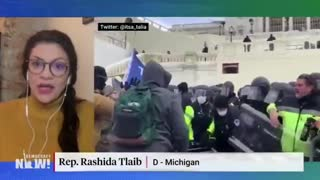 Tlaib: If Trump Wasn't White He'd Be Convicted Already
