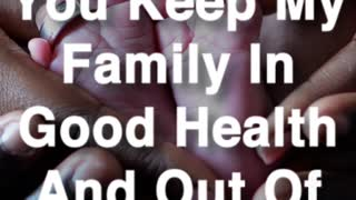 Keep My Family - Video
