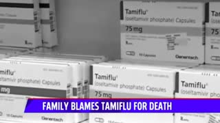 Family Says 16 year Old Committed Suicide After Being Prescribed Tamiflu - Video