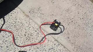 Jump-Starting a Car with a Drill Battery