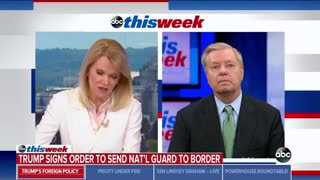 Lindsey Graham thinks new immigration bill is coming